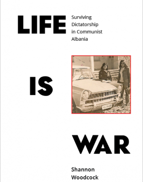 Book-cover-Life-is-War-Shannon-Woodcock